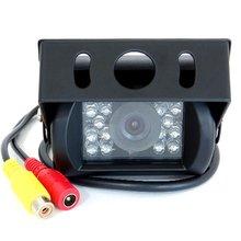 Универсальная автомобильная камера заднего вида с подсветкой GT S620  - Краткое описание