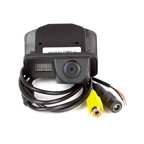 Автомобильная камера заднего вида для Toyota Corolla