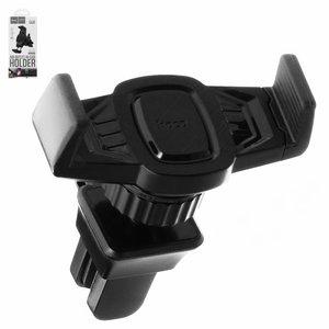 Автомобильный держатель Hoco CA38, черный, на дефлектор