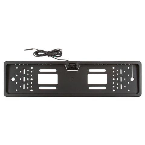 Универсальная камера в рамке номерного знака