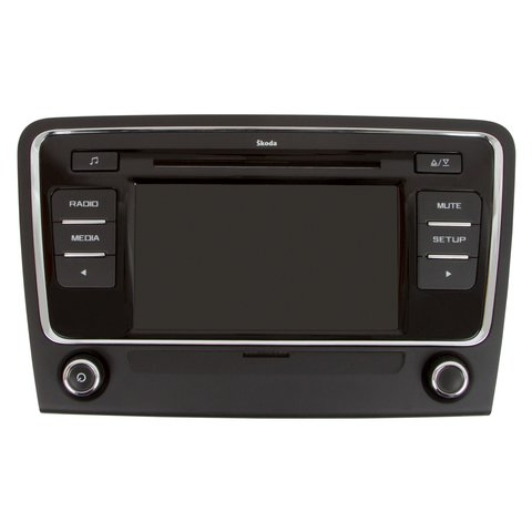 Head Unit for Skoda RCD510 Delphi 3TD 035 156
