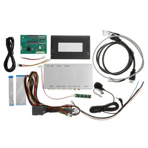 CarPlay Connection Kit for Toyota Camry with Panasonic System