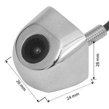 Universal Car Camera CS C0007 in Chrome Case - Short description