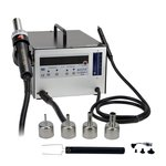 Hot Air Rework Station AOYUE 852A++ with Vacuum Pick-up