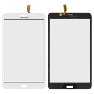 Touchscreen for Samsung T230 Galaxy Tab 4 7.0, T231 Galaxy Tab 4 7.0 3G , T235 Galaxy Tab 4 7.0 LTE Tablets, (white, (version 3G))