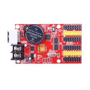 Huidu HD-U62 USB LED Display Module Control Card (768×64, 1536×32)
