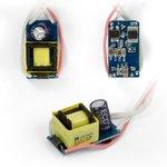 Driver (circuito) para lámparas LED 4-7 W (85-265 V, 50/60 Hz)