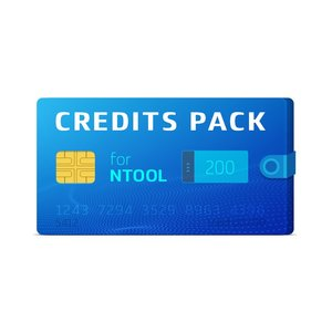 NTool 200 Credits Pack
