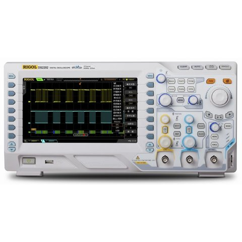 Цифровой осциллограф RIGOL DS2072