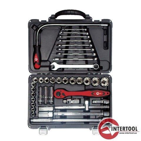 Набір інструментів INTERTOOL ET 7039 для автомобілів