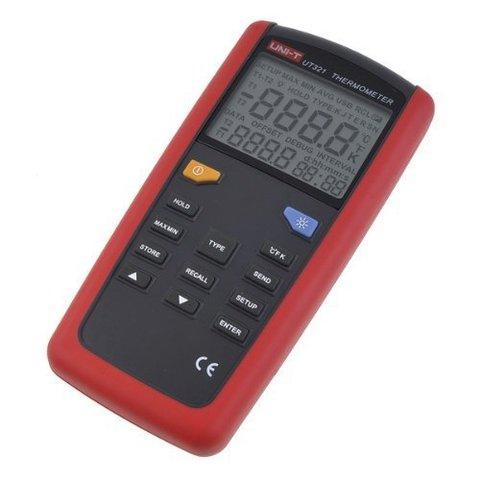 Цифровий термометр UNI T UT321