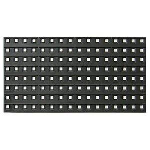 LED-модуль для рекламы P16-RGB-SMD (256 × 128 мм, 16 × 8 точек, IP65, 4000 нт)