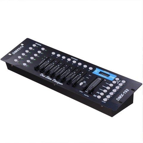 Світловий DMX512 контролер, 192 канальний