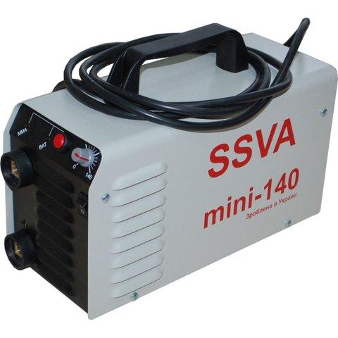 Зварювальний інвертор SSVA mini 140