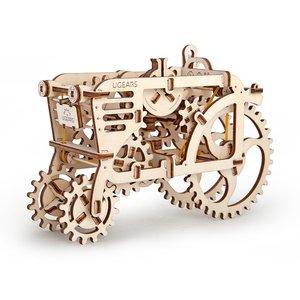 "Rompecabezas mecánico 3D UGEARS ""Tractor"""