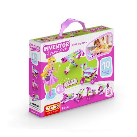 STEM-конструктор Engino Inventor Princess 10 в 1