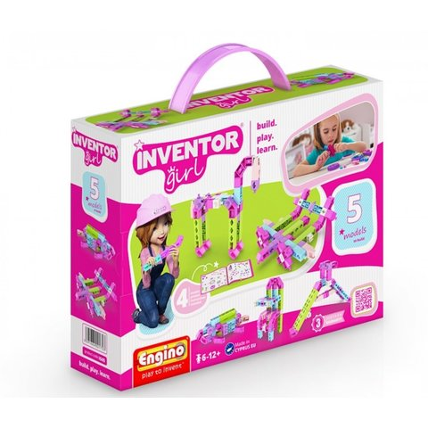 STEM-конструктор Engino Inventor Princess 5 в 1 - /*Photo|product*/