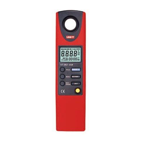 Digital Light Meter UNI T UT382